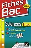 Fiches Bac Sciences 1re ES, L: Fiches de cours - Première ES, L...