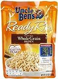 Uncle Ben's Whole Grain Brown Ready Rice Pouch - 8.8 oz