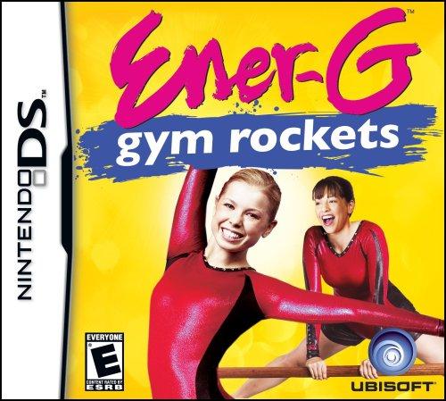 Ener-G Gym Rockets - Nintendo DS - 1