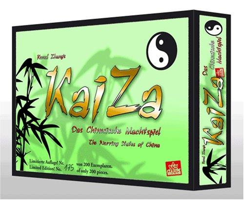 YUNGAMES KaiZa -Machtkampf im alten China (Brettspiel)