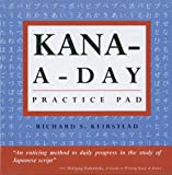 Kana-A-Day Practice Pad (Tuttle Practice Pads)