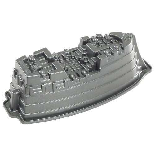 Nordic Ware Pro Cast Pirate Ship Cake Pan