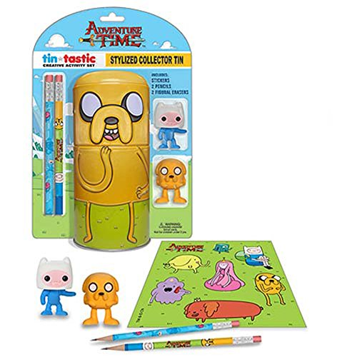 Funko Adventure Time Jake Tin-Tastic Action Figure