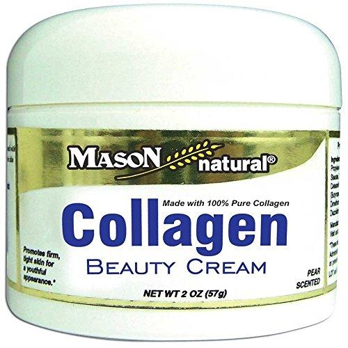 Mason Vitamins Collagen Beauty Cream 100% Pure Collagen Pear