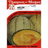 Thompson & Morgan 233 Melon Hales Best Seed Packet