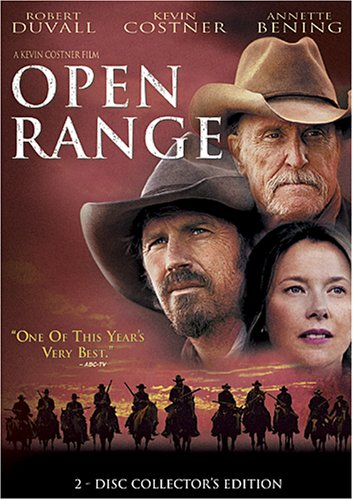 Cover art for  Open Range