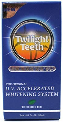 Best Cheap Deal for Twilight Teeth Platinum 25 U.v. Accelerated Whitening System by Twilight Teeth, Inc. - Free 2 Day Shipping Available
