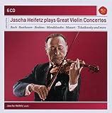 Jascha Heifetz Plays Great Violin Concertos - Sony Classical Masters