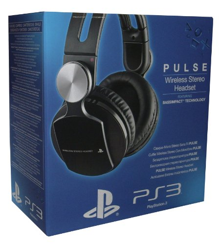 Ps3 Pulse Wireless Headset Elite Edition