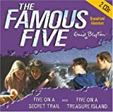 Enid Blyton Five on Treasure Island: AND Five on a Secret Trail (The Famous Five) by Blyton, Enid Published by Hodder Children's Books (2004)