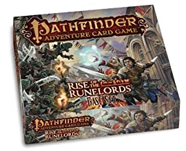 Pathfinder Adventure Card Game: Rise of the Runelords Base Set [Game] by Seli...