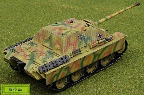 1:72 ドラゴン モデル 1:72 Armor Value シリーズ 62012 MAN Sd.Kfz.173 Jagdpanther ディスプレイ モデル German Army sHPzJgAb