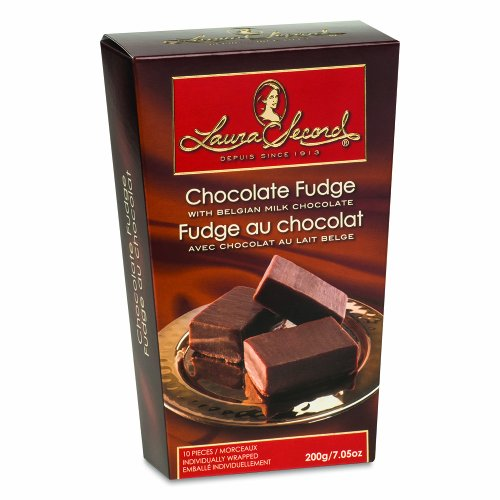Chocolate Fudge Pieces - 200 g (Laura Secord, Ontario)