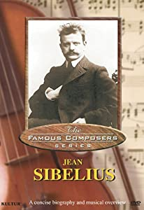 Famous Composers - Jean Sibelius