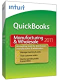 QuickBooks Premier Manufacturing & Wholesale 2011