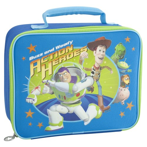 Zak Designs Toy Story Insulated Lunch Bag - Blue