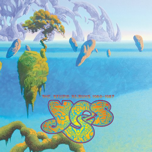 Yes - The Studio Albums 1969-1987 - Lyrics2You