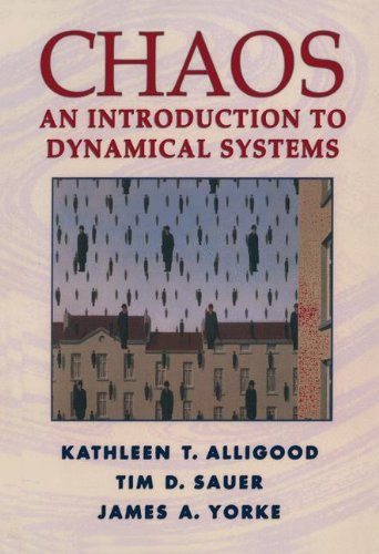 Chaos: An Introduction to Dynamical Systems (Textbooks in Mathematical Sciences)
