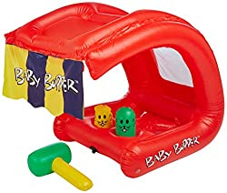 Baby Bopper Baby Seat 1 Red