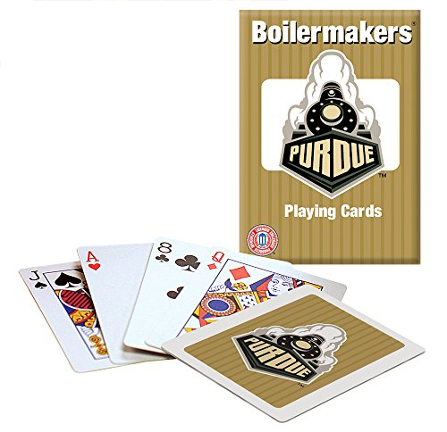 Purdue Playing Cards