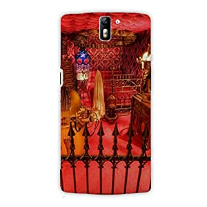 The Palaash Mobile Back Cover for OnePlus One