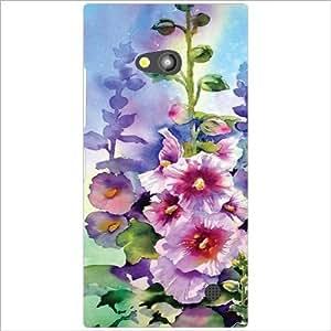 Nokia Lumia 730 Back Cover - Awesome Designer Cases