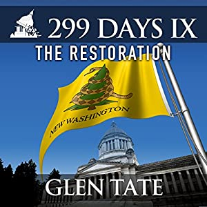 299 Days IX: The Restoration Audiobook