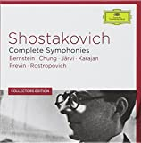 Shostakovich : Intégrale des symphonies / Complete Symphonies