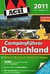 ACSI Campingf�hrer Deutschland 2011:...