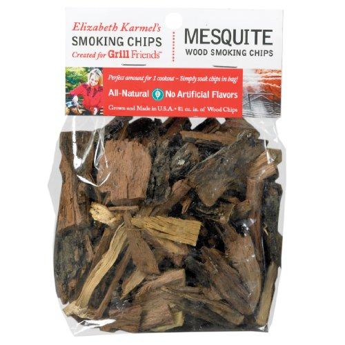 Elizabeth Karmel's Mesquite Wood Smoking Chips, 2-cup