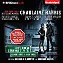 Down These Strange Streets (       UNABRIDGED) by George R. R. Martin (editor), Gardner Dozois (editor), Charlaine Harris, Patricia Briggs, Diana Gabaldon, Simon R. Green, S. M. Stirling, Carrie Vaughn Narrated by Phil Gigante, Nicola Barber, Ralph Lister