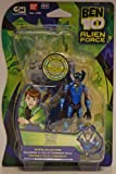 Ben 10 - Alien Force - Alien Collection - Big Chill 4'' - incl. Mini Figure for Ultimate Omnitrix - MOC