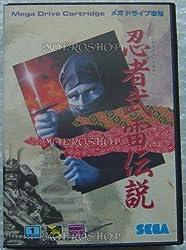 メガドライブ 忍者武雷伝説