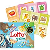 eeBoo Preschool Lotto Game