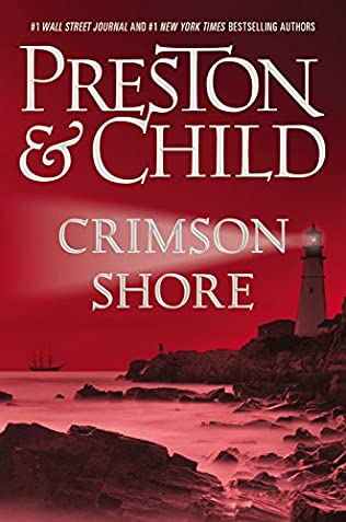 book cover of   Crimson Shore