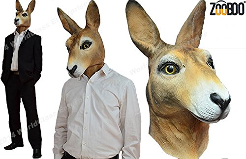Kangaroo Mask Browse Kangaroo Mask at Costumestocks.com