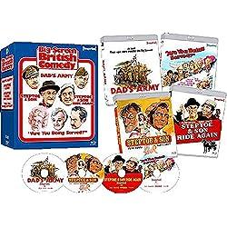Big Screen British Comedy [Blu-ray]