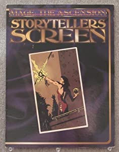 Mage: The Ascension Storyteller's Screen by Stewart Wieck