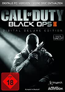 Call of Duty: Black Ops 2 - Digital Deluxe Edition [Download - Code, kein Datenträger enthalten] (100% uncut) - [PC]