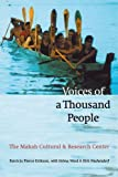 img - for Voices of a Thousand People: The Makah Cultural and Research Center book / textbook / text book