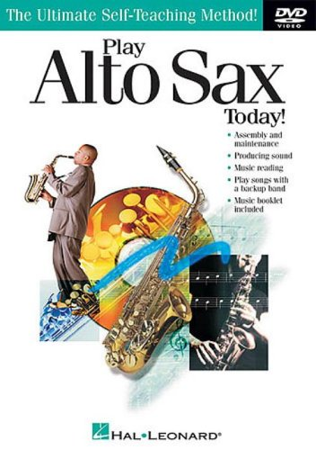 Play Alto Sax Today [DVD]
