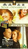 Sense & Sensibility & Remains of the Day [VHS] [1996]