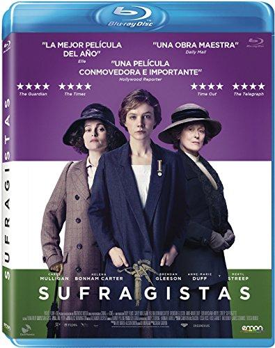 Sufragistas [Blu-ray]