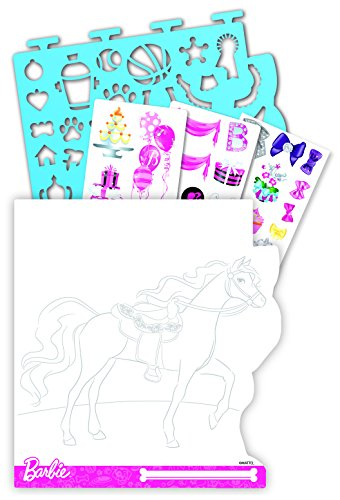 "Fashion Angels Barbie ""Purrr-fect Pet"" Sketch Portfolio"