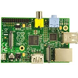 CanaKit Raspberry Pi (512 MB) Complete Starter Kit (Raspberry Pi 512 MB + Dual Outlet Micro USB Power Supply + Pre-Loaded 4GB SD Card + HDMI Cable)