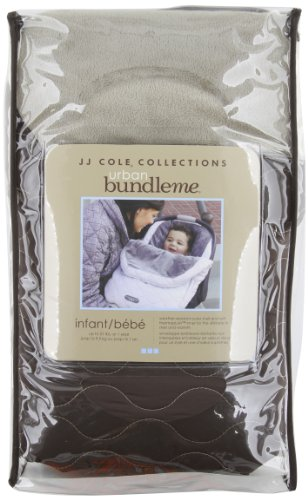 Best Deals! JJ Cole Urban Bundleme, Ice, Infant
