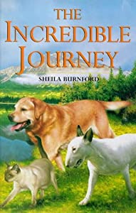 "Cover of ""The Incredible Journey"""