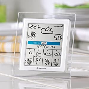WeatherCast 5-Day Wireless Weather Forecaster