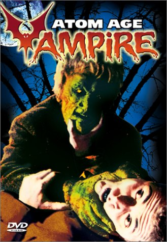 Cover art for  Atom Age Vampire