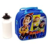 Disney Toys Story Woody Insulated Lunch Bag & Water Bottle W/ Strap